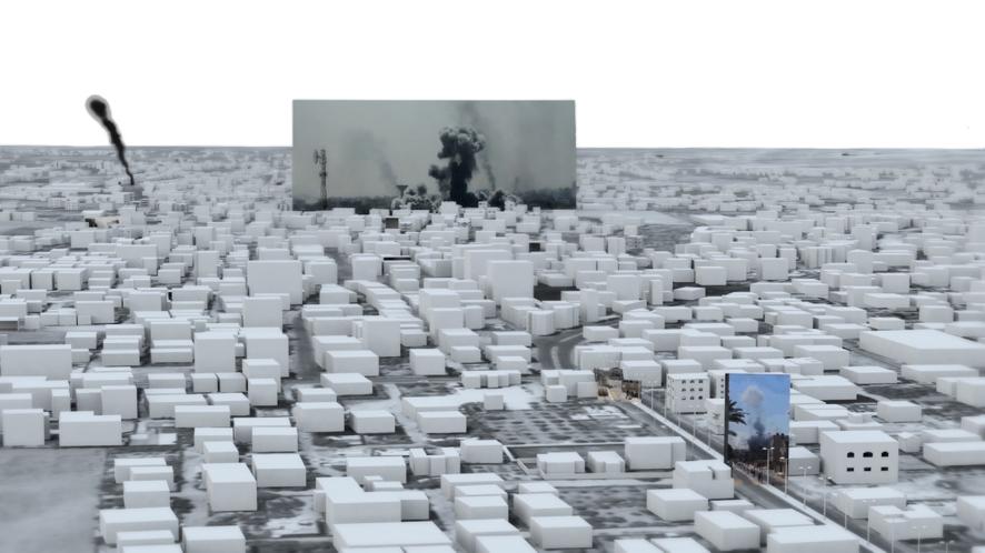 ARQUITETURA SEM FRONTEIRAS – Eyal Weizman barrado nos EUA ante à retrospectiva do Forensic Architecture