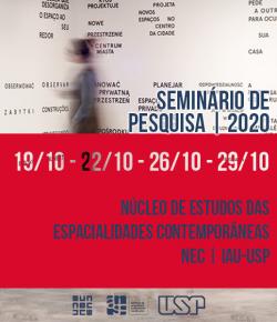 SEMINÁRIO DE PESQUISA NEC 2020