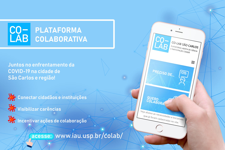 CO-LAB PLATAFORMA ABERTA DE CIÊNCIA E PARTICIPAÇÃO CIDADÃ